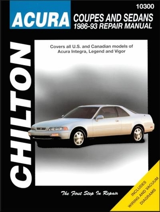 1989 honda legend coupe owners manual