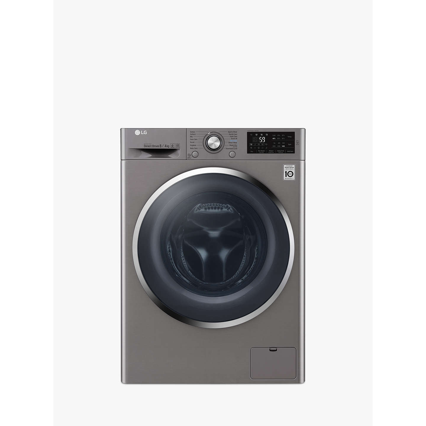 lg tromm washer and dryer manual