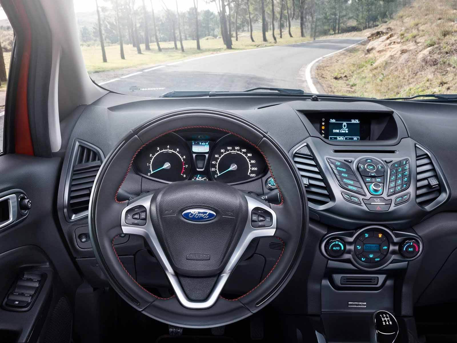 2015 ford ecosport trend bk manual