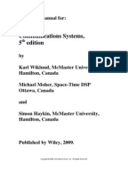 signal processing and linear systems lathi solutions manual pdf