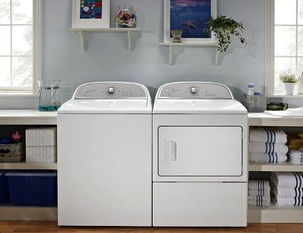 whirlpool cabrio steam dryer manual