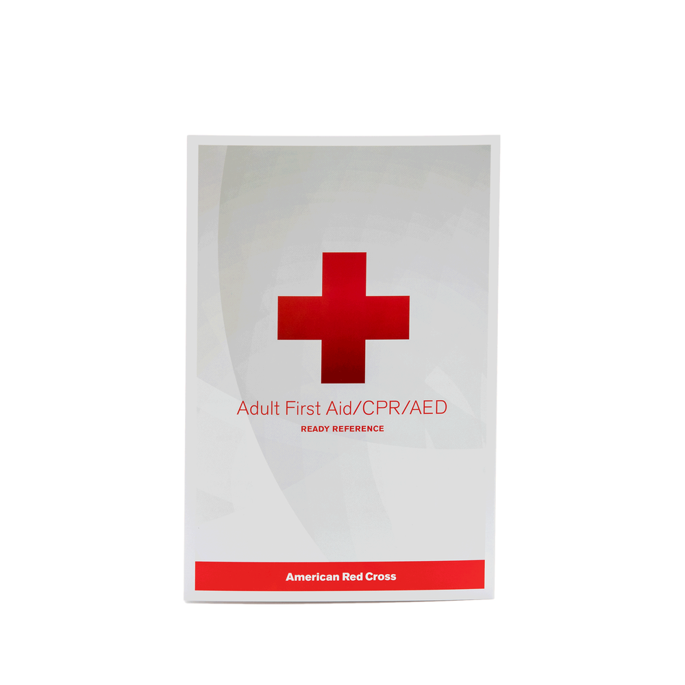 american red cross cpr manual