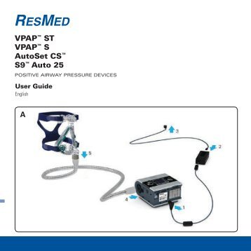 s9 vpap auto clinical manual